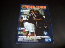 Dundee v Motherwell, 2001/02